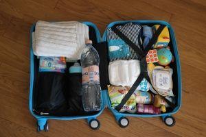 Bagaż podręczny dla dziecka
