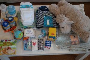 Zawartość bagażu podręcznego dla dziecka