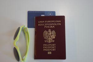 Paszport i Europejska Karta Ubezpieczenia Zdrowotnego