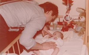 Mój tata i ja :)