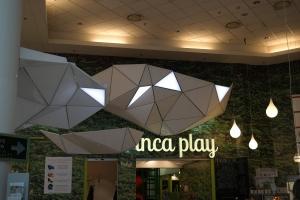 Inca Play w Centrum Handlowym Blue City, Aleje Jerozolimskie 179 Warszawa - Ochota